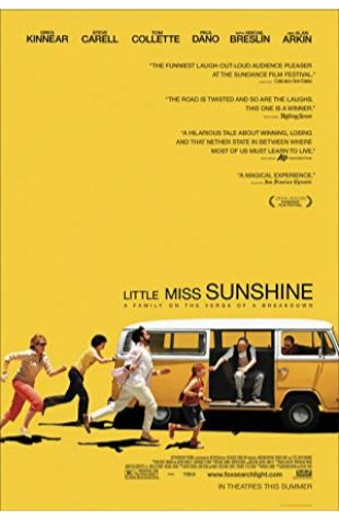 Little Miss Sunshine Alan Arkin