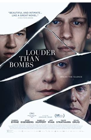 Louder Than Bombs Joachim Trier