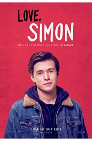 Love, Simon Nick Robinson