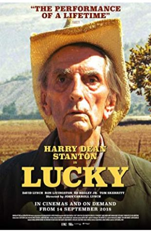 Lucky Harry Dean Stanton