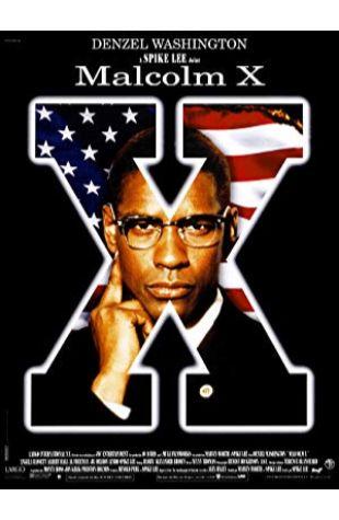 Malcolm X Denzel Washington