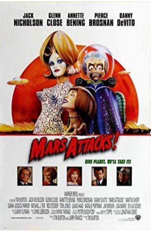 Mars Attacks! Jack Nicholson