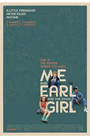 Me and Earl and the Dying Girl Alfonso Gomez-Rejon