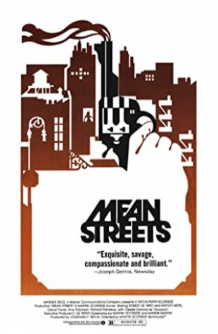 Mean Streets Robert De Niro