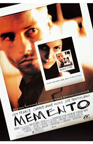 Memento Christopher Nolan