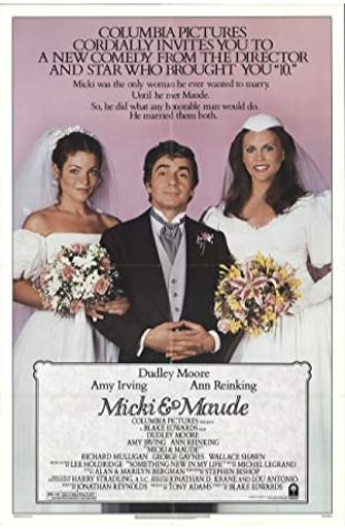Micki + Maude Dudley Moore
