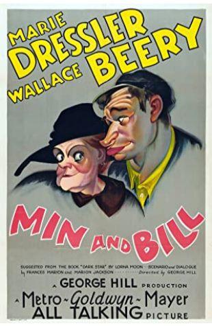 Min and Bill Marie Dressler