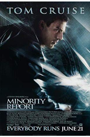 Minority Report Richard Hymns