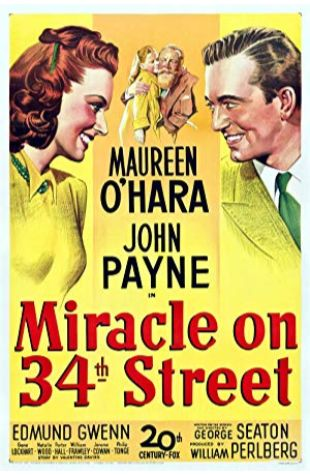 Miracle on 34th Street Valentine Davies