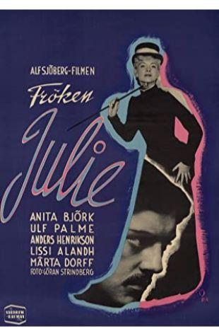 Miss Julie Alf Sjšberg