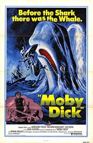 Moby Dick Richard Basehart