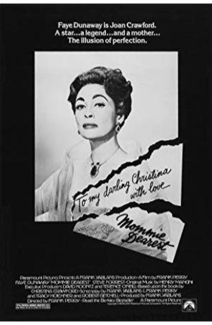 Mommie Dearest Faye Dunaway