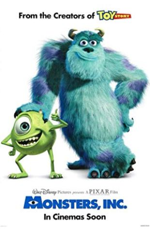 Monsters, Inc. Randy Newman
