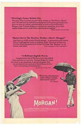 Morgan! Vanessa Redgrave