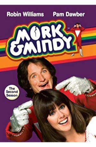 Mork & Mindy Robin Williams