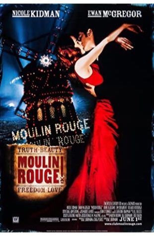 Moulin Rouge! Catherine Martin