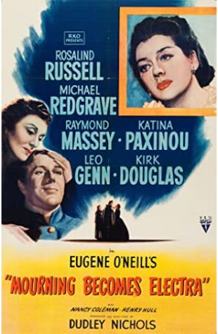 Mourning Becomes Electra Rosalind Russell