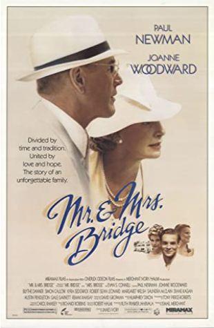 Mr. & Mrs. Bridge James Ivory