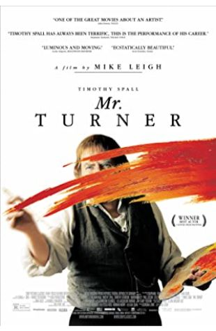 Mr. Turner Timothy Spall