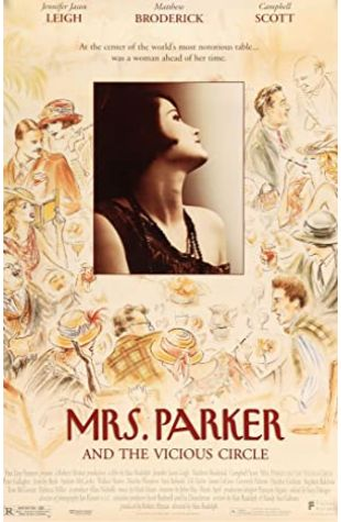 Mrs. Parker and the Vicious Circle Jennifer Jason Leigh