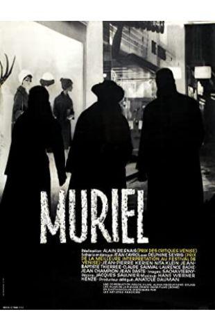 Muriel, or the Time of Return Alain Resnais