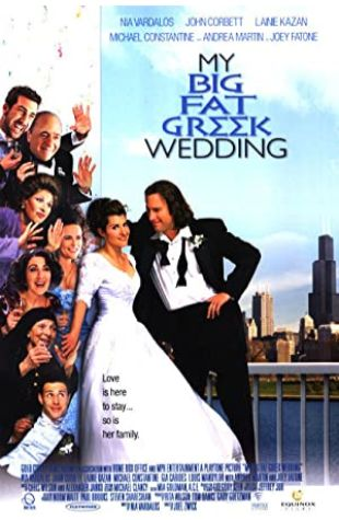 My Big Fat Greek Wedding Michael Constantine