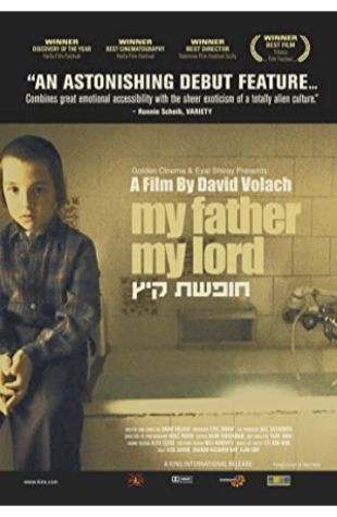 My Father My Lord David Volach