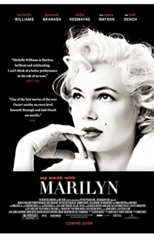 My Week with Marilyn Michelle Williams