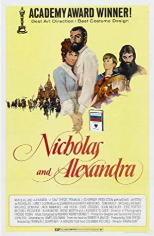 Nicholas and Alexandra Yvonne Blake