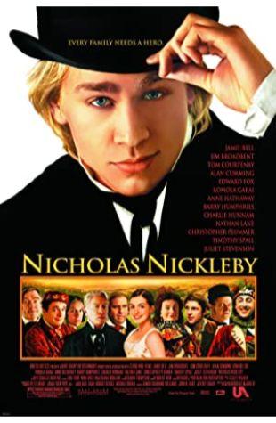 Nicholas Nickleby Jamie Bell