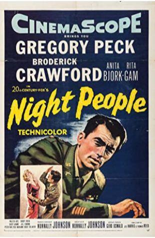 Night People Jed Harris