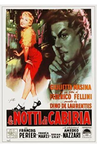 Nights of Cabiria Giulietta Masina