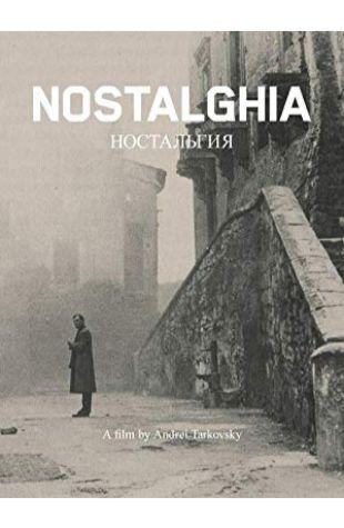 Nostalgia Andrei Tarkovsky