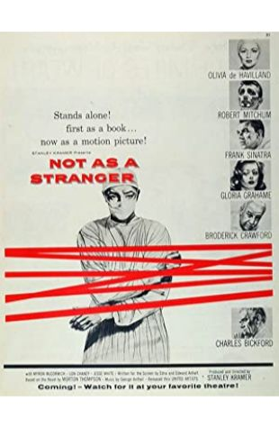 Not as a Stranger Charles Bickford