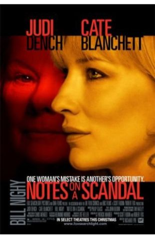 Notes on a Scandal Judi Dench
