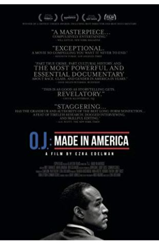 O.J.: Made in America Ezra Edelman