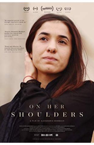 On Her Shoulders Alexandria Bombach