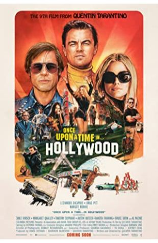 Once Upon a Time... in Hollywood Brad Pitt