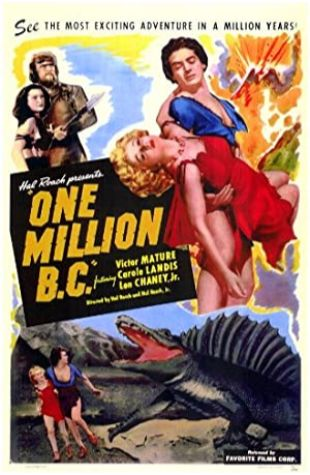 One Million B.C. Roy Seawright