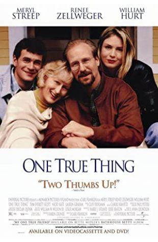 One True Thing Renée Zellweger