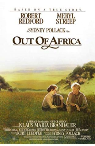 Out of Africa Klaus Maria Brandauer