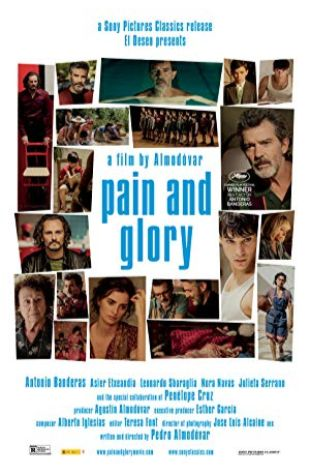 Pain and Glory Antonio Banderas