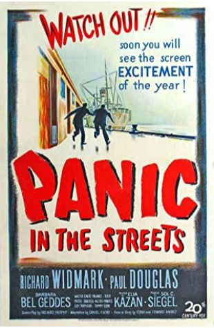 Panic in the Streets Edna Anhalt