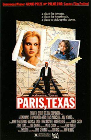 Paris, Texas Wim Wenders