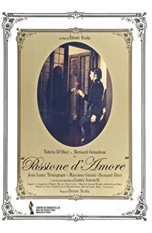 Passion of Love Ettore Scola
