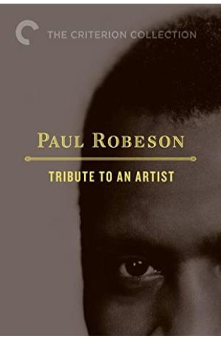 Paul Robeson: Tribute to an Artist Saul J. Turell