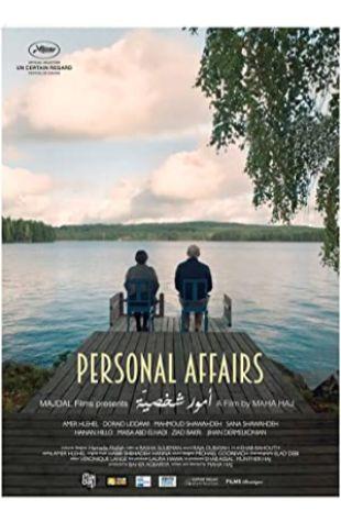 Personal Affairs Maha Haj