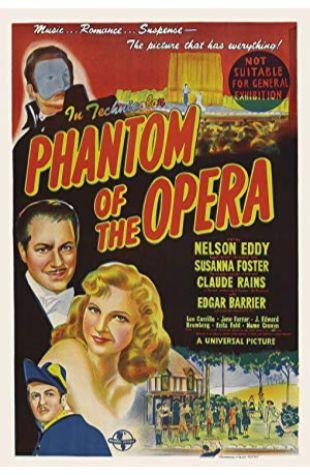 Phantom of the Opera Hal Mohr