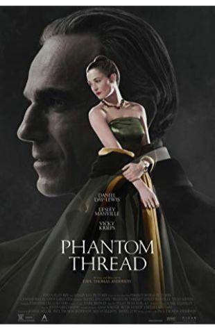 Phantom Thread Jonny Greenwood