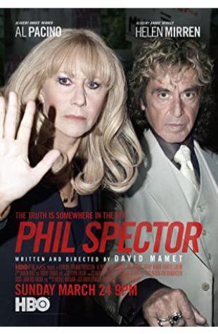 Phil Spector Helen Mirren